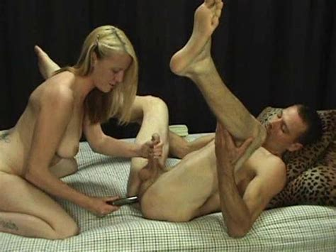 Gay Fetish Xxx She Fuck Him In The Ass With A Dildo