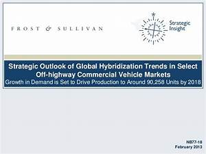 Strategic Outlook Of Global Hybridization Trends In Select