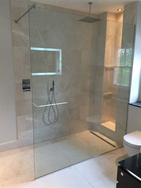 In Shower Walk In Showers Screens Glass360 Specialist And
