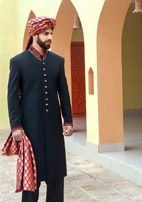 Wedding Sherwani Designs For Groom Barat In 2018   FashionEven
