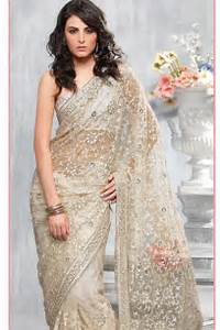 Women Fashion Trend: Party Wear Net Sarees