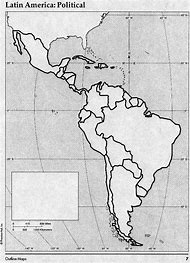 Blank Latin America Political Map.Best Map Of Latin America Ideas And Images On Bing Find What You
