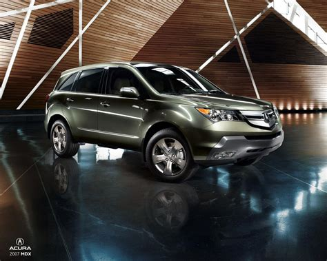 Acura Mdx Wallpaper by Acura Mdx Wallpapers Hd Hd Pictures