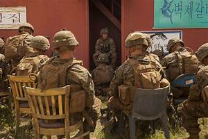 'Trinity' Marines participate in Exercise Bougainville ...