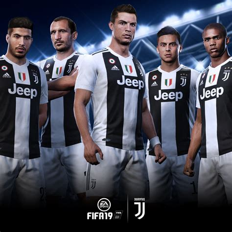 Ronaldo Juventus FIFA 19