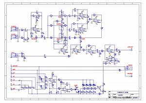 Yerasov Combass50 Bass Guitar Amplifier Schematic Service
