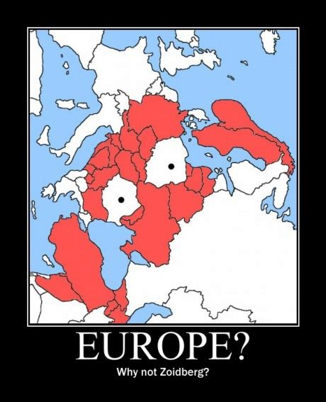 Europe | Futurama Zoidberg / Why Not Zoidberg? | Know Your ...