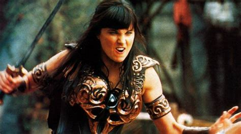 'Xena: Warrior Princess' reboot in works | Entertainment ...