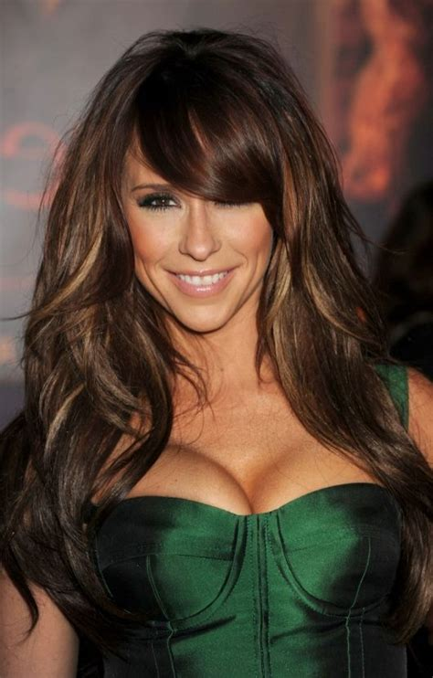 Black Hair Brown by Black Hair With Brown Highlights Ideas Like The Bangs