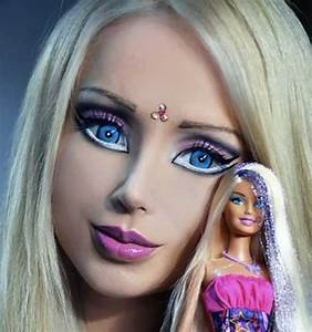 Welcome To Updating 9ja: PHOTO: Human Barbie, Valeria ...