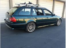 1999 BMW 540i Touring 6speed German Cars For Sale Blog