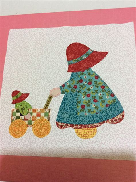 sunbonnet sue applique 983 best quilt sunbonnet sue images on