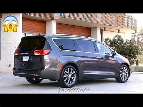 Chrysler 7 Seater by 2018 Chrysler Pacifica 7 Seater Rival Of Toyota