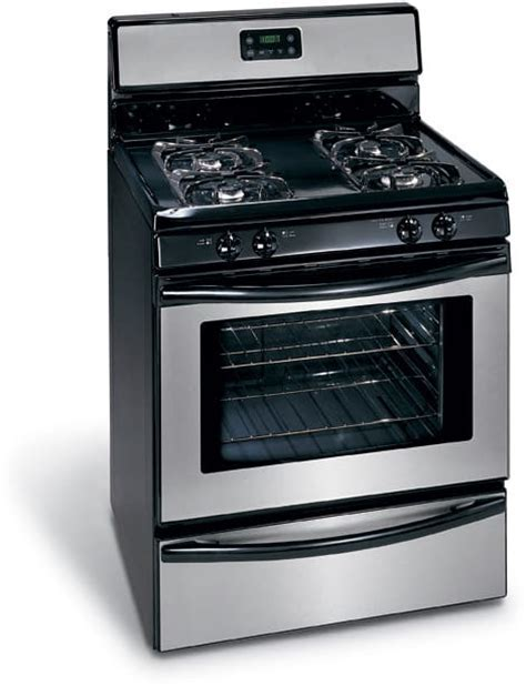 Frigidaire FGF337GC 30 Inch Freestanding Gas Range with 4