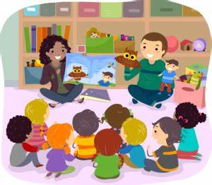 Baby/Toddler Storytime – Brentwood Public Library