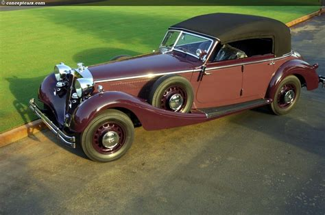 horch  phaeton history pictures  auction