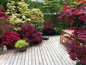 decoration de jardin zen exterieur With awesome idee deco exterieur jardin 16 deco salon zen bouddha
