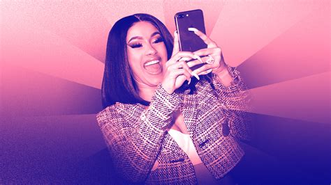 cardi b what was the reason twitter best cardi b quotes lyrics for instagram captions