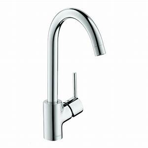hansgrohe 04870000 talis s single lever main kitchen With hansgrohe talis s bathroom faucet
