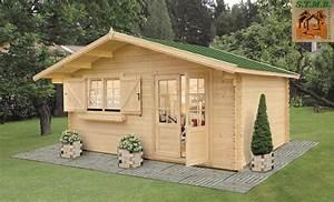 Chalet En Bois Habitable D Occasion : maison de jardin en bois stmb construction chalets ~ Melissatoandfro.com Idées de Décoration