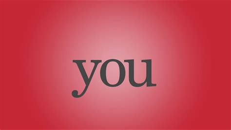 Sight Word Song (you)