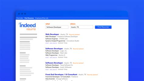 Indeed Find Resumes by How To Use Indeed Resume To Find Great Candidates Indeed