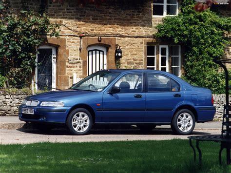 Rover 400 Sedan (HH-R) 1995–99 pictures (1600x1200)