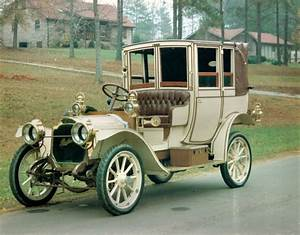 1910 Packard 18 Landaulet – Donze Restorations