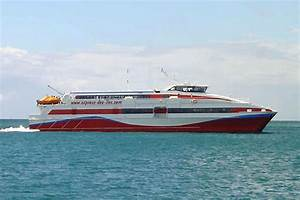 New Ferry Service To Connect Dominica  St Lucia