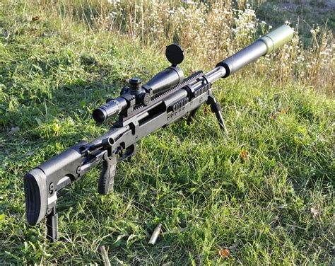 Photos of the THOR's Nemesis and XM408 rifles -The Firearm ...