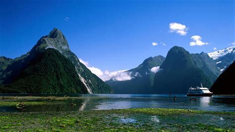 Milford Sound New Zealand Youtube