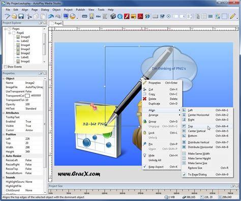 Autoplay Menu Builder Templates Autoplay Menu Menu Construtor Serial