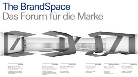 Peek Inside Deutsche Bank's Brandspace, Strategy & Standards