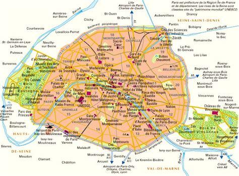 Carte Departement Parisien by Carte Departement D 233 Partement Et Codes