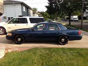 Find Used 2007 Ford Crown Victoria P71 Police Interceptor With Fire Suppression System In Deer