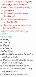 Tenth Maths Guide For Sets Ssc Mathematics Solutions For