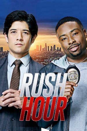 rush hour   saisons serie en  vf