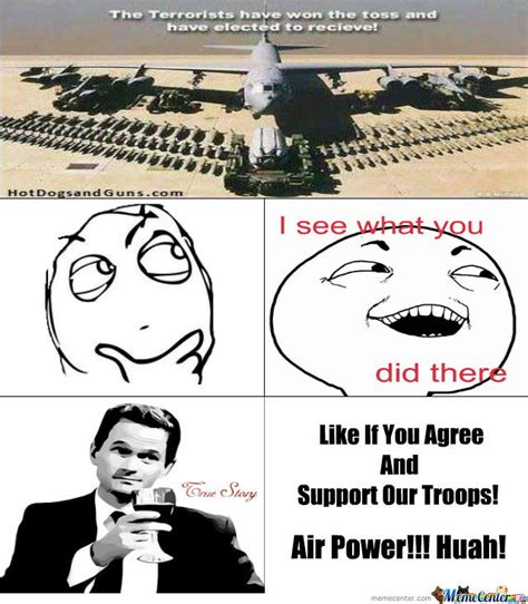 Air Force One Meme - airforce pwns by holydemon92 meme center