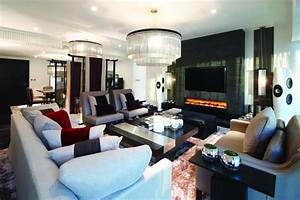 A luxury Hong Kong interior design project by Kelly Hoppen