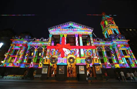 celebrate christmas in melbourne with free family festive