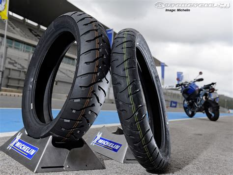 2013 Michelin Anakee Iii Motorcycle Tire Review Photos