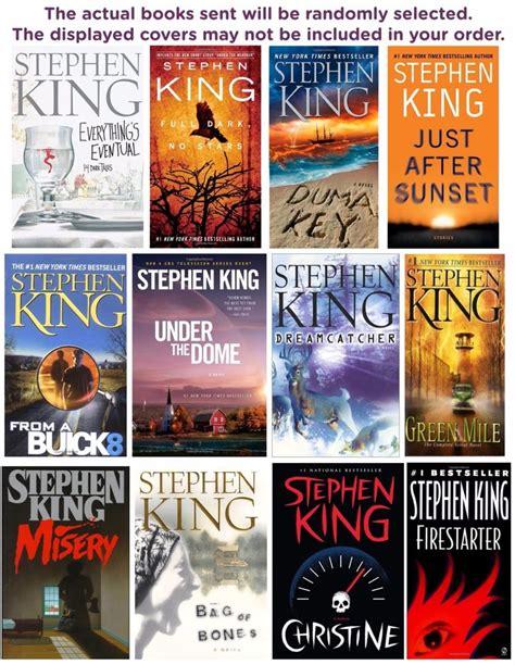 A Bundle Of 5 Book Series by Five Pack Bundle Lot Of Stephen King Books Paperbacks Ebay