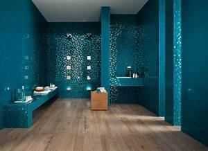 Schöne Fliesen Fürs Bad : sch ne badezimmer ideen mit glanz keramik mosaik fliesen in t rkis dekor vpbridal ~ Bigdaddyawards.com Haus und Dekorationen