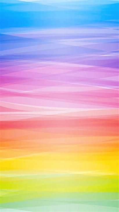 Wallpapers Rainbow Screen Favorite Emoji 4d
