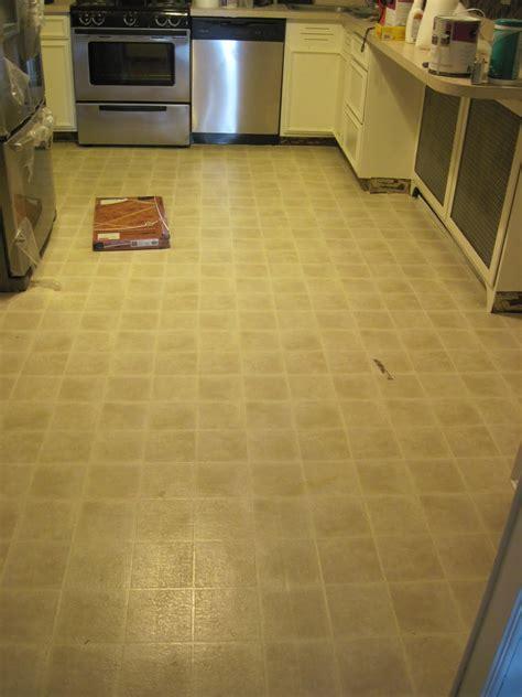 abode kitchen floor groutable vinyl tile