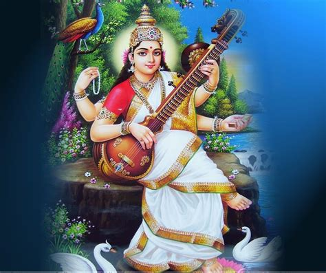 maa saraswati hd images pictures  wallpapers collection