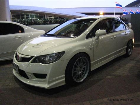 honda civic fd custom  modified