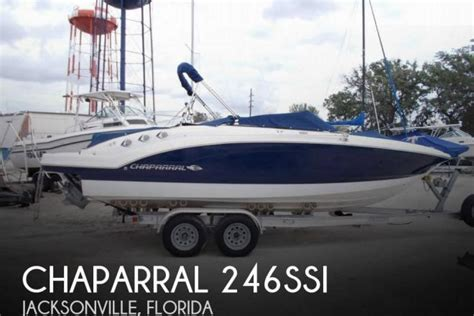 Chaparral Boats For Sale Jacksonville Fl by 2012 Chaparral 246ssi For Sale At Jacksonville Fl 32201