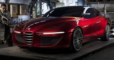 Alfa Romeo Reportedly Preparing Seven New Models, Will