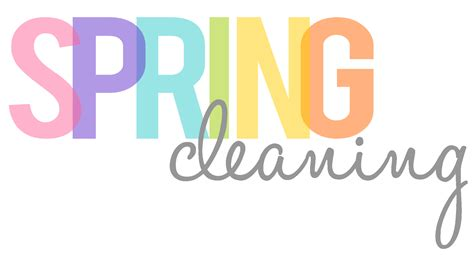 office clipart spring cleaning pencil   color
